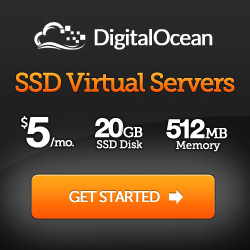We recommend Digital Ocean for hosting.